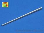 ABR35-L39 Russian 100 mm D-10S tank Barrel for SU-100, Dragon kit