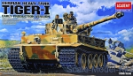 AC13239 German tank Tiger 1, early version