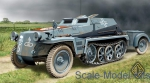 ACE72238 Sd.Kfz. 252 German armored munitions carrier