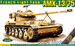 ACE72445 French light tank AMX-13/75