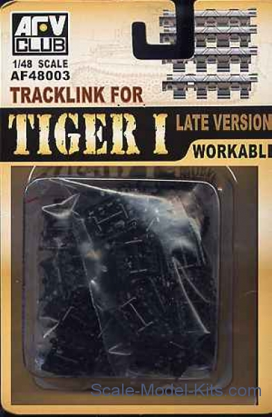 Tracklink for Tiger I, late version