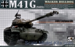 "Tank: M41G ""Walker Bulldog"", AFV-Club, Scale 1:35"