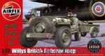 AIR02339 Willys British Airborne Jeep