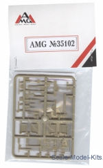 AMG35102 German accessories and spare parts, WWII