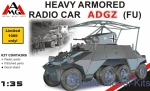 AMG35504 Heavy Armored Radio Car ADGZ (FU)