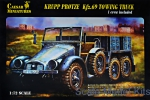CMM7203 WWII Sd.Kfz.69 Towing Truck