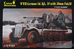 CMM7209 German Sd.Kfz.10 with 50mm Pak38