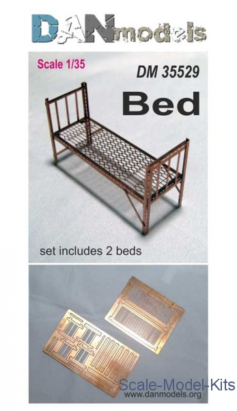 Military bed, 2 pcs.