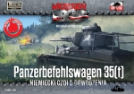 FTF039 Panzerbefehlswagen 35(t) (Snap fit)