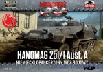 FTF040 Hanomag 251/1 Ausf. A (Snap fit)