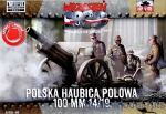 FTF049 Polish Field Howitzer 100mm 14/19 (Snap fit)