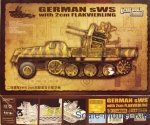 GWH-L3525 German sWS with 2cm Flakvierling