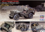 HA36012 Jeep Willys MB