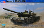 Tank: Leopard 2A6M CAN, Hobby Boss, Scale 1:35