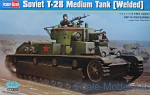 HB83852 Soviet T-28 Medium Tank (Welded)