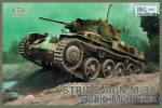 IBG72033 Swedish light tank - Stridsvagn M/38