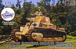 IBG72040 Type 89 Japanese Medium Tank KOU gasoline, late