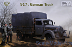 IBG72061 917t German Truck