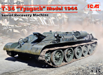 "ICM35371 T-34 ""Tyagach"" Model 1944, Soviet Recovery Machine"