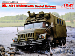 ICM35524 ZiL-131 with soviet drivers