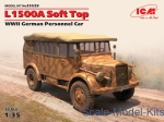 ICM35529 L1500A Soft Top, WWII German Personnel Car