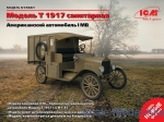 ICM35661 Model T 1917 Ambulance, WWI American Car