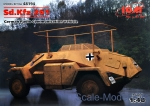 ICM48194 Sd.Kfz.261, German radio communication vehicle, WWII