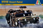 IT0249 M998 Desert Patrol