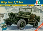 IT3721 Willys Jeep 1/4 Ton
