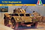 IT6463 Armored Car T17E2 Staghound AA