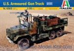 IT6503 U.S. Armoured Gun Truck