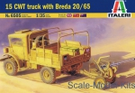 IT6505 15 CWT truck with Breda 20/65