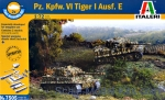 IT7505 Pz. Kpfw. VI Tiger I Ausf. E (Fast assembly kit)