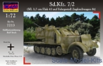 MACO7213 Sd.Kfz.7/2 German AA self-propelled gun 3,7cm Flak 43
