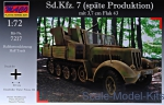 MACO7217 Sd.Kfz.7 (late Production) w/ 3,7 cm Flak 43