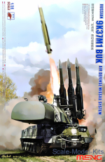 MENG-SS014 Russian 9K37M1 Buk Air Defense Missile System