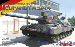 MENG-TS007 German Main Battle Tank Leopard 1 A3/A4