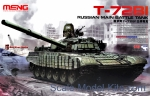 MENG-TS033 Russian Main Battle Tank T-72B1