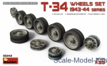 MA35242 T-34 Wheels set, 1943-44 series