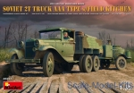 MA35257 Soviet 2t truck AAA type with field kitchen