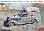 MA35297 German Delivery Car Type 170V