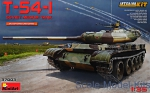 MA37003 Soviet medium tank T-54-1 (interior kit)