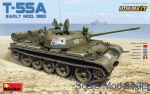 MA37016 Russian Medium Tank T-55A mod. 1965, early. Interior Kit