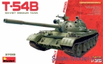 Tank: Soviet medium tank T-54B, еarly production, MiniArt, Scale 1:35