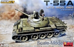 MA37022 Russian Medium Tank T-55A mod. 1965, late. Interior kit