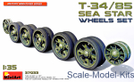 MA37033 Wheels Set for tank T-34/85