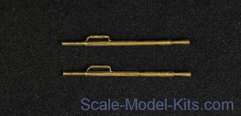 KPV/KPVM 14,5mm machine gun barrel (2 pieces), type 3