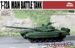 MC-UA72004 T-72A Russian main battle tank