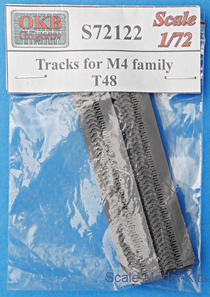 Tracks for M4 family, T48