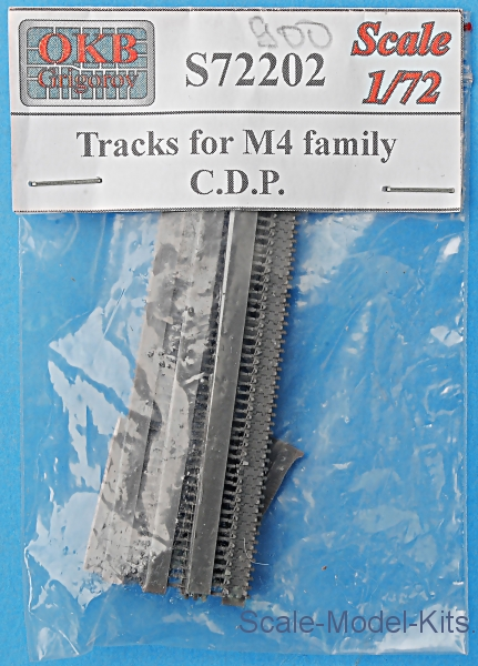 Tracks for M4 family, C.D.P.